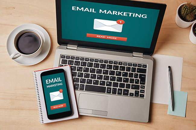 Tipos de Marketing Digital: Email Marketing