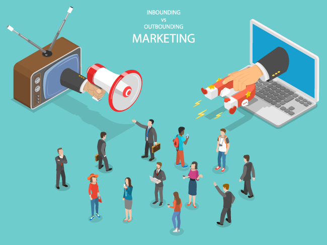 Tipos de Marketing digital - Inbound Marketing