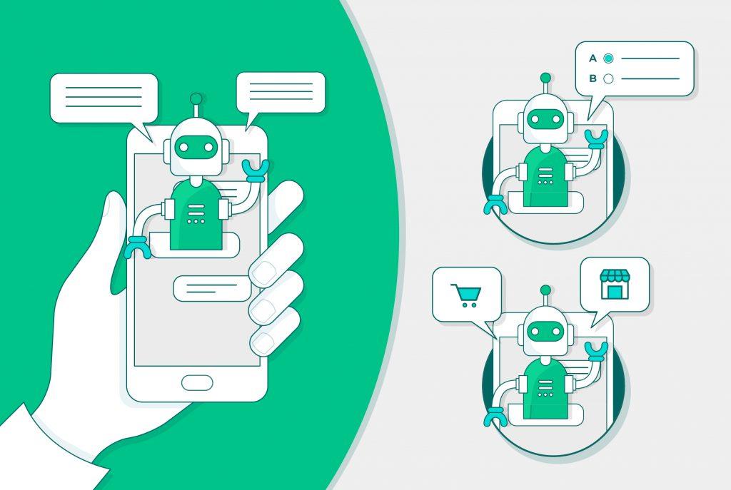 Tipos de chatbots - Convertia