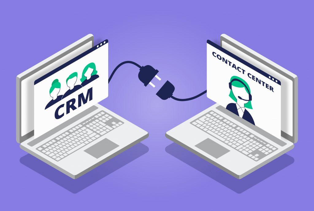 CRM y contact center