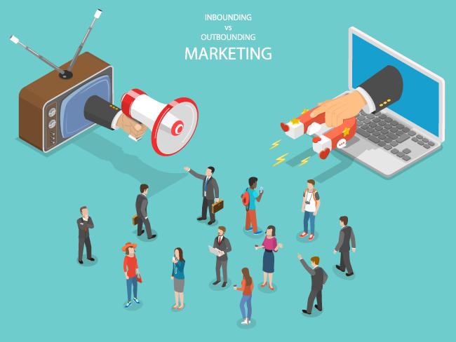 Tipos de Marketing digital - Inbound Marketing