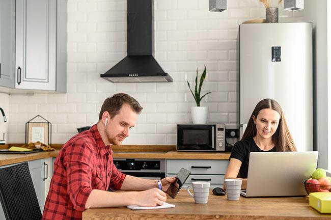 Cómo trabajar dedse casa de forma productiva