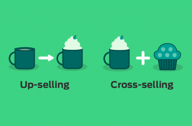 Valoriza tus ventas con Up-Selling y Cross-Selling