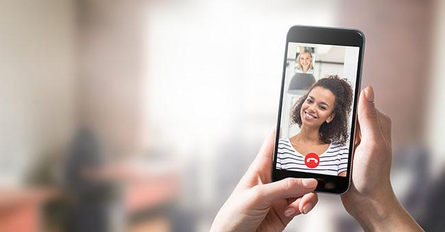 Cómo usar videollamadas para ventas