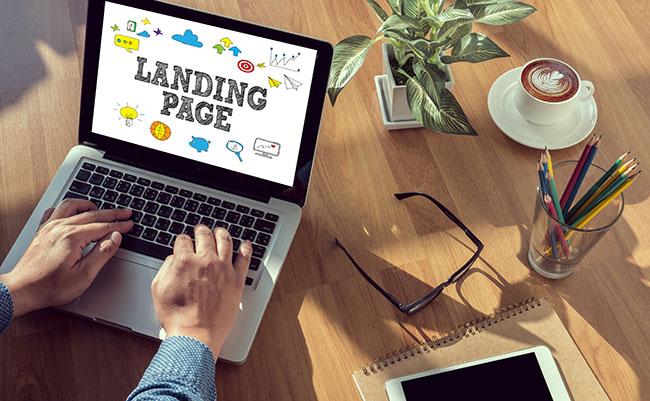 Optimiza la tasa de conversiones de tu landing page